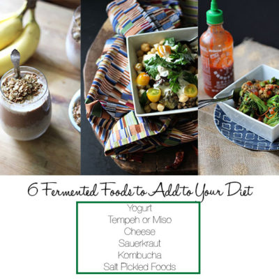 Gut Friendly Bacteria: 6 Fermented Foods You Should be Eating