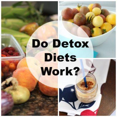 Debunking the Detox Diet