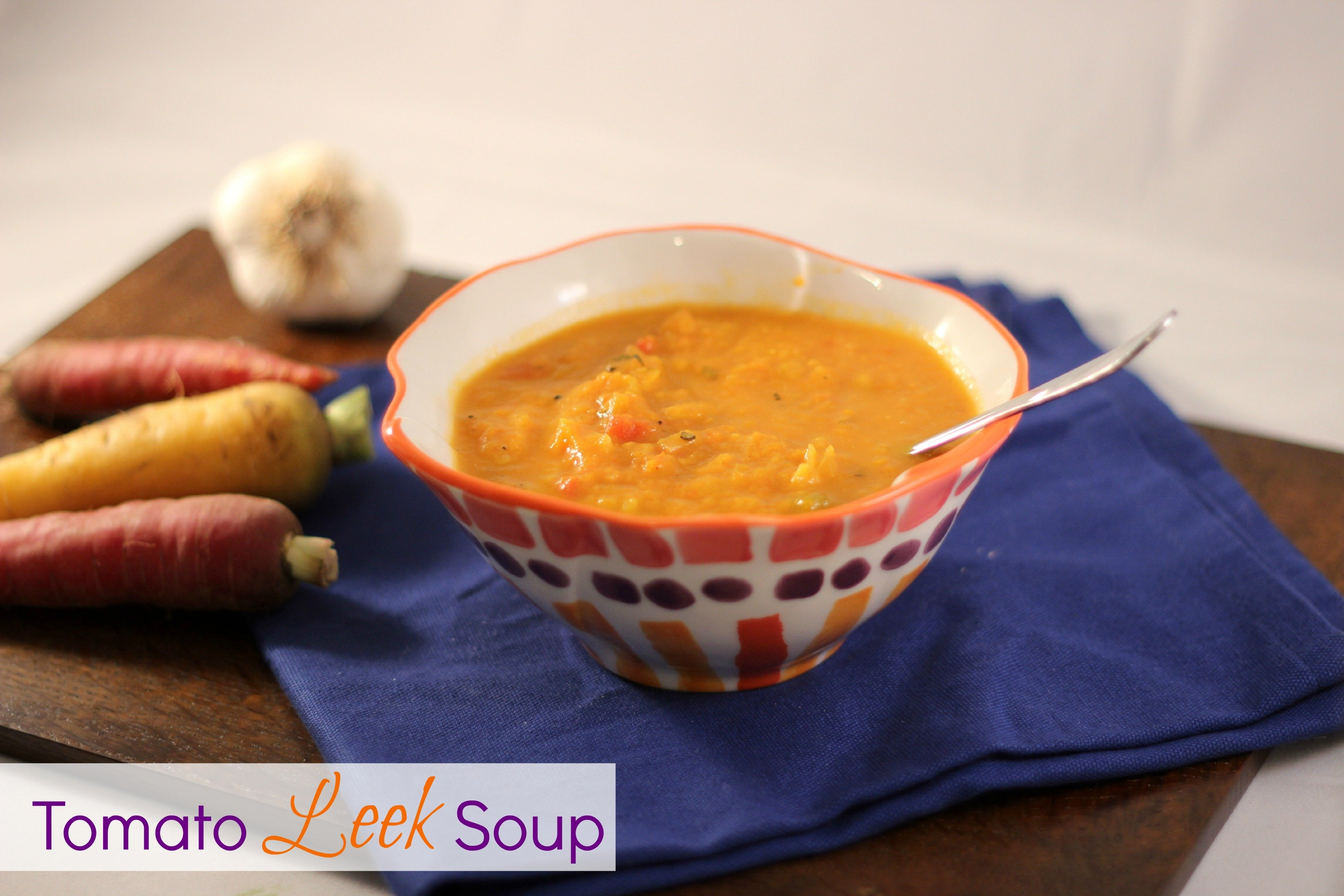 3 Ways with Tomato Soup