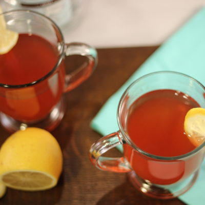 Harvest Hot Toddy