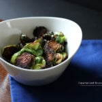 Caramelized Brussels Sprouts | Dietitian Debbie Dishes