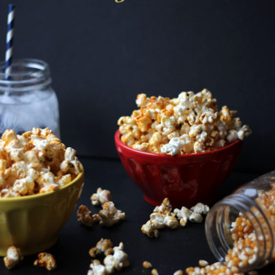 Smoky Chili Popcorn