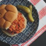 Vegan Sloppy Joes | Dietitian Debbie Dishes