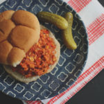 Vegan Sloppy Joes | Dietitian Debbie Dishes