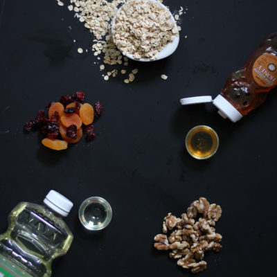 5 Essential Ingredients for Perfect Homemade Granola