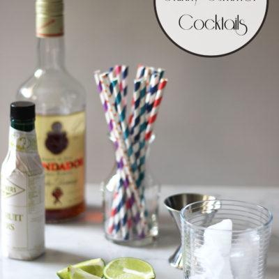 10 Skinny Summer Cocktails