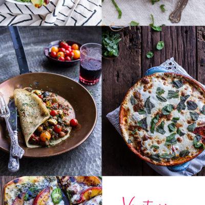 Vegetarian Meal Plan with Half Baked Harvest