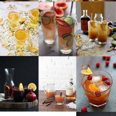 10 Festive Holiday Cocktails