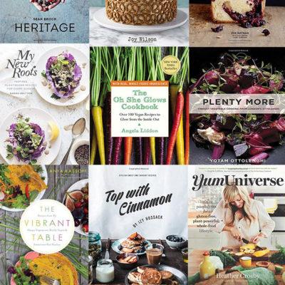 Gift Worthy Cookbooks