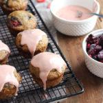 Vegan Berry Muffins | Dietitian Debbie Dishes