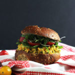 Curry Chickpea Spread | Dietitian Debbie Dishes