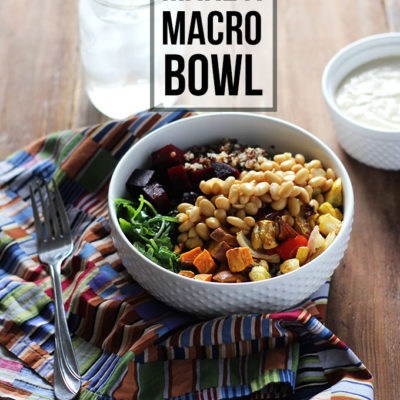 How to Make a Macro Bowl