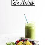 Mini #Vegan Frittatas | Dietitian Debbie Dishes
