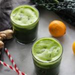 Kale Cider Juice