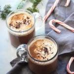 Spiked Vegan Hot Chocolate 2