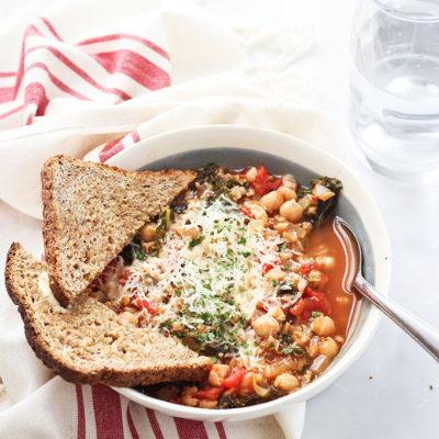 Italian Farro Soup