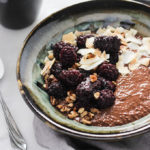 Mocha Chia Pudding | Vegan, Gluten Free