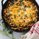 Mexican Tempeh Skillet Casserole 3
