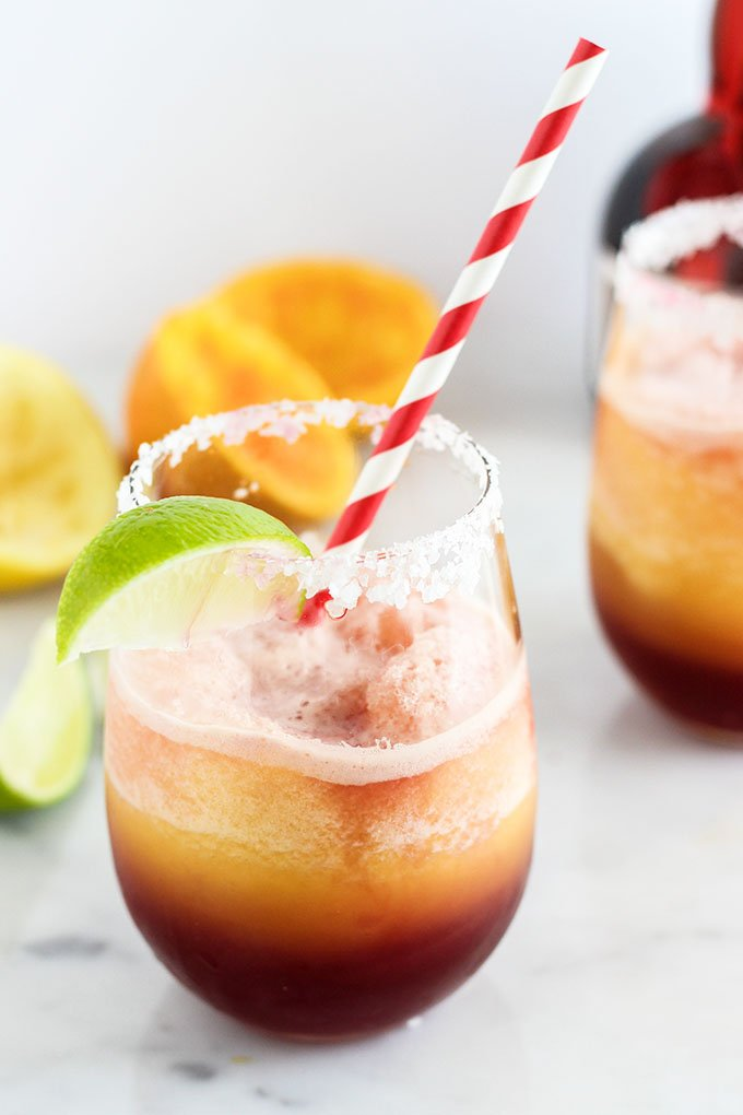 Sunset Sangrita Cocktail