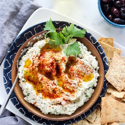 Grilled Baba Ganoush