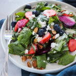 Berry and Beet Salad with Poppseed Dressing 2