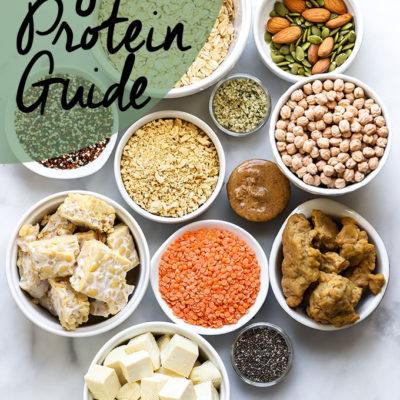 The Ultimate Vegan Protein Guide