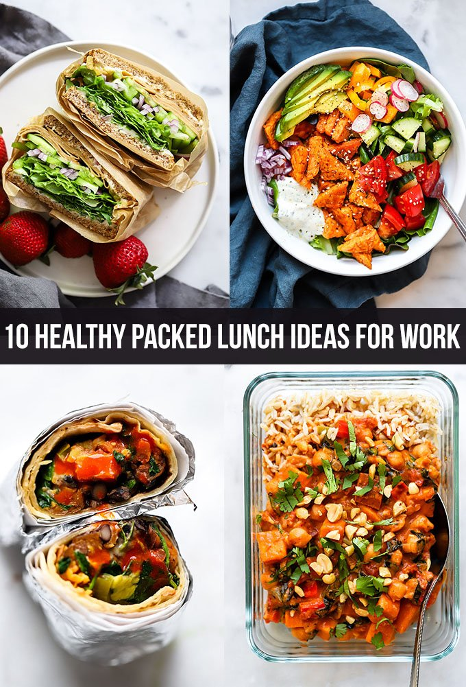 10 Healthy Packed Lunch Ideas For Work Dietitian Debbie Dishes