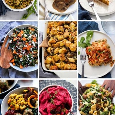 Vegan and Vegetarian Friendly Thanksgiving Guide
