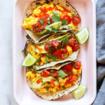 easy vegan breakfast tacos