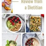 daily harvest review from a dietitian